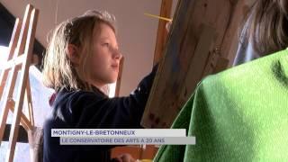 Culture : le conservatoire de Montigny-le-Bretonneux fête ses 20 ans