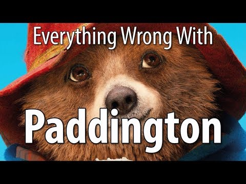 Everything Wrong With Paddington In 10 Minutes Or Less