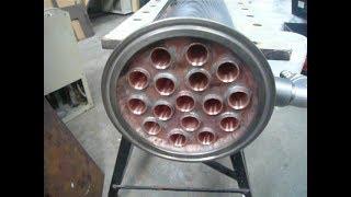 4inch condenser