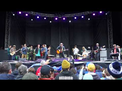 Tweedy and Friends - California Stars - Solid Sound Festival - 28 June 2015