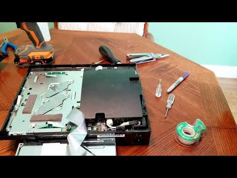 PS3 Disassembly - Fat Model PS3 Cleaning and Thermal Paste