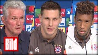 Bayern München vs Paris - So wollen sie Neymar und Cavani stoppen