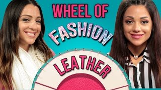 How to Style Leather Like a Pro With Niki and Gabi
