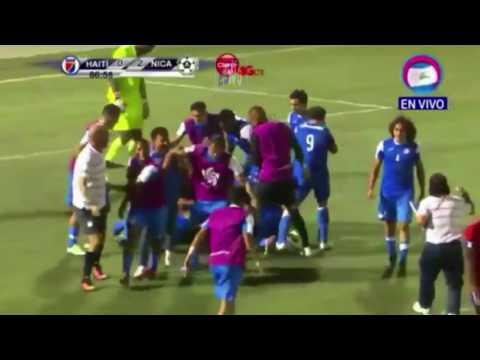 Nicaragua vs Haiti ( 3- 0 )    3-28-2017