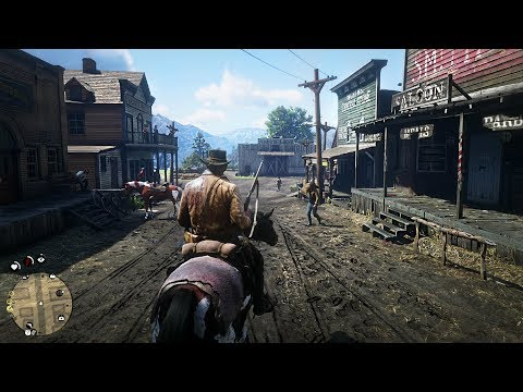 Red Dead Redemption 2 - Free Roam Gameplay LIVE! RDR 2 PS4 Pro Gameplay! (No Spoilers)