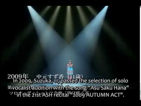 【SU-METAL】 History of Suzuka Nakamoto (English Sub) 【BABYMETAL】
