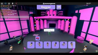 ROBLOX DANCE OFF PT9 (CREEPER AW MAN)