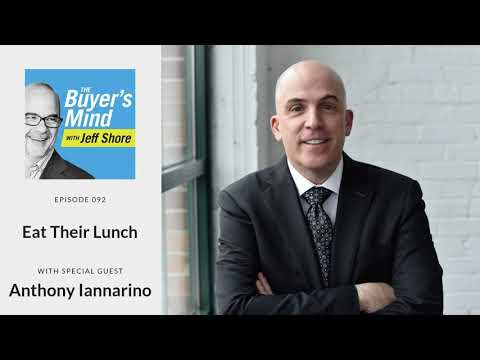 #092 Eat Their Lunch with Anthony Iannarino