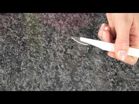 picobello / Kit di riparazione pietra naturale/artificiali lucidabili - scheggiature e piccoli fori