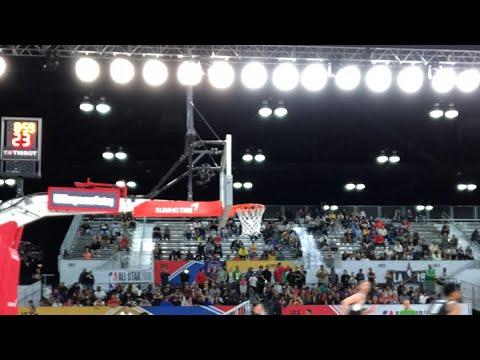 NBA G LEAGUE TEAM USA VS MEXICO