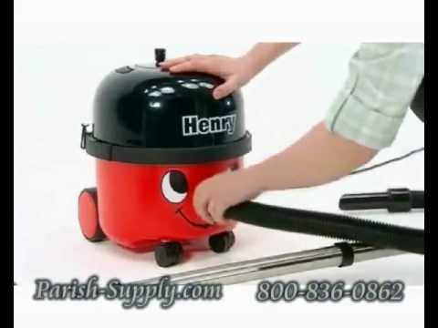 ultra quiet canister vacuum cleaner - youtube