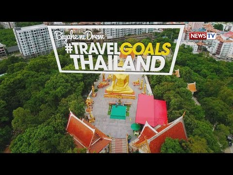 Biyahe ni Drew: #TravelGoals Thailand (Full episode)