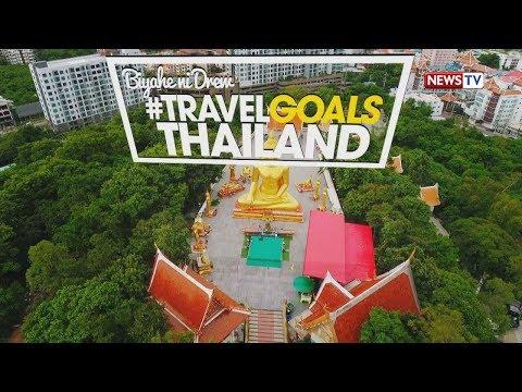 Biyahe ni Drew: #TravelGoals Thailand (Full episode)