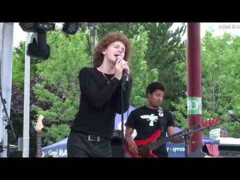 Francesco Yates - Earned it - Newmarket Jazz Fest 2015 mp3