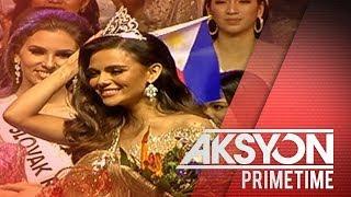 Karen Gallman, unang Pinay na nanalo sa Miss Intercontinental