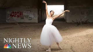 African-American Ballerina Breaks Barriers With Swan Dreams Project | NBC Nightly News