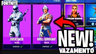 Fortnite Battle Royale New Skins coming in the game