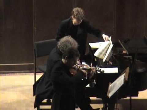 Pavel Berman / Mikhail Voskresensky - Prokofiev Violin sonata No.1