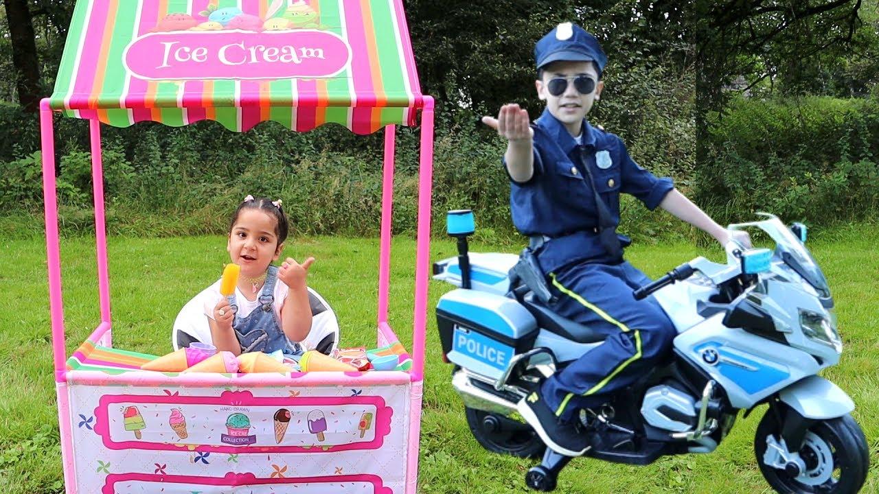 الشرطي دخل غزل السجن26!!! #ألعاب #سيارات #شرطة #أطفال #بيبي #بنات #اغاني #للأطفال