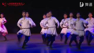 Mongolian Dance (蒙古族舞蹈) - 马背交响