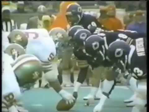 Chicago Bears vs SF 49ers highlights 1983 and Bill Walsh interview on the 46 Defense