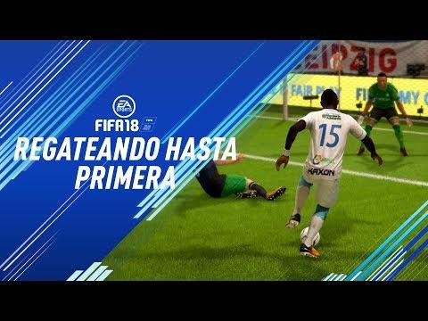 """Regateando hasta Primera Division Ep .1 FIFA 18 """"Empezamos con golazos"""""""