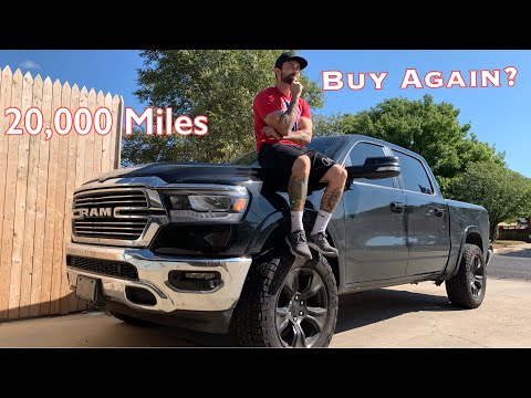 20,000 Miles Later: Would I Buy It Again? 2019 Ram 1500