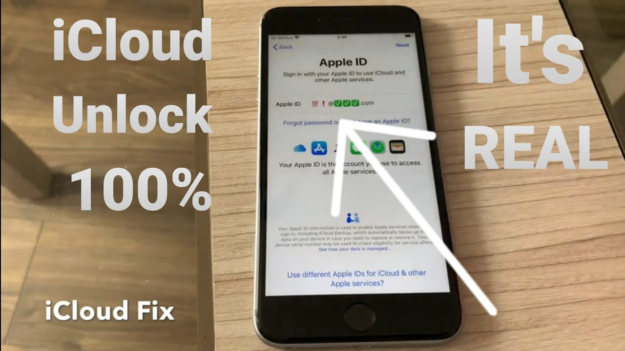 New Update Method July 2020 Success iCloud Unlock Free For All Models without Tool and Computer✔