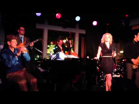 Ruby Lewis- 'At Last' with Jeff Goldblum & the Mildred Snitzer Orchestra