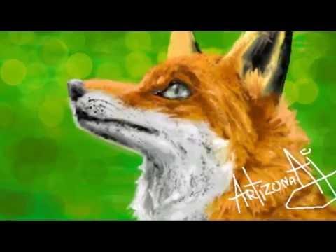 ~AJ art studio~speed paint~FOX~