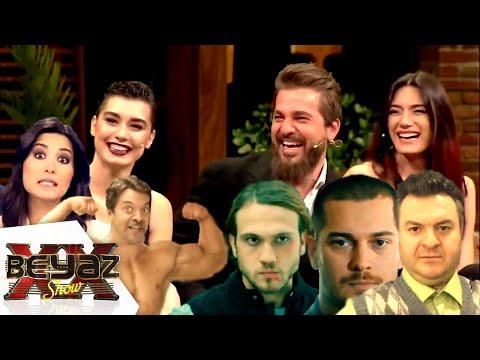 Beyaz Show EN KOMİK ANLAR Serisi v1 - Beyaz Show Özel Klip