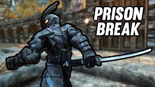 Skyrim - Prison Break (Machinima)