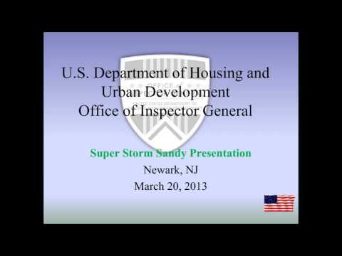 CDBG-DR Training: Office of Inspector General: Procurement and Contracting