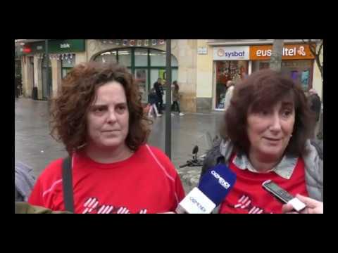 Marijesiek ekimen solidarioekin egin dute bat