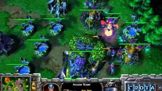 JN (HU) vs Th000 (NE) - G3 - WarCraft 3 - WC302