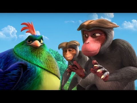 Маугли -  Птицы высокого полета  –развивающий мультфильм для детей HD