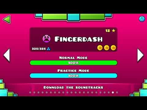 Geometry Dash 2.1 [Insane] - Fingerdash