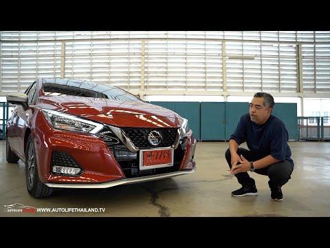 ลอง Nissan ALMERA SPORTECH แต่งรอบคัน ภายในสีดำแล้ว ขับสนุก คุ้มค่านะเมื่อเทียบ ค่าตัว 6.59 แสนบาท