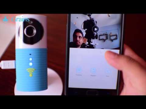 IP video camera baby monitor