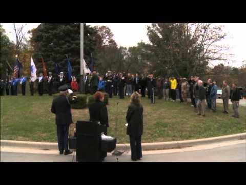 Kurtz Elementary School - Veterans Day Ceremony 2013