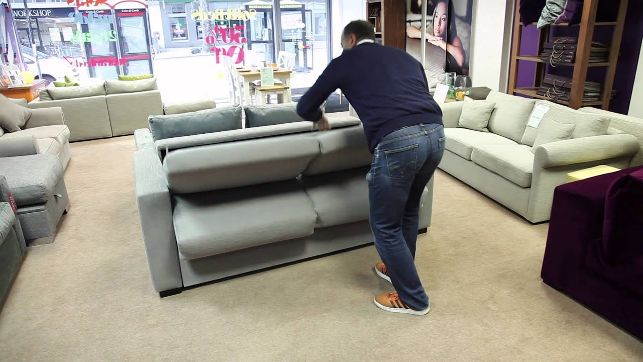 best sofa designs in the world inclinable leon bed youtube