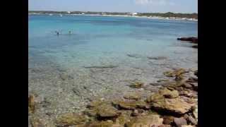 Calasetta spiaggia grande - vecchia tonnara