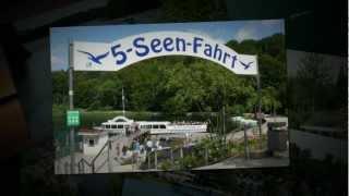 5 Seen Fahrt und Kellerseefahrt Bad Malente Gremsmühlen Plön Imagefilm otto-photo