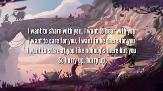 MAGIC! - Kiss Me [ Official Song ] Lyrics / lyrics video
