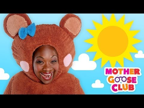 Mr. Sun - Mother Goose Club Songs for Children