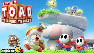 Captain Toad: Treasure Tracker - 05 Double Cherry Palace