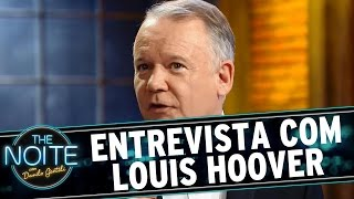 The Noite (10/08/15) - Entrevista com Louis Hoover, do espetáculo Salut Sinatra