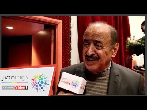 النجم السوري أسعد فضة المصريون رواد الحركة الفنية العربية  - نشر قبل 24 ساعة