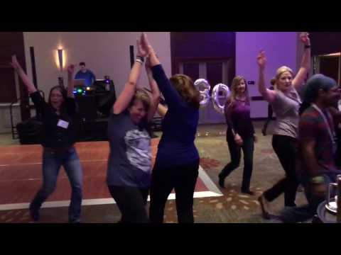 Minneapolis Conference Flash Mob at Hyatt Regency 4.28.2017