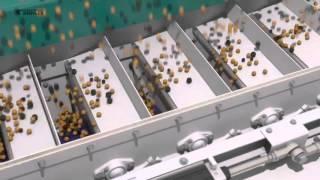 видео зерноочистительная техника
